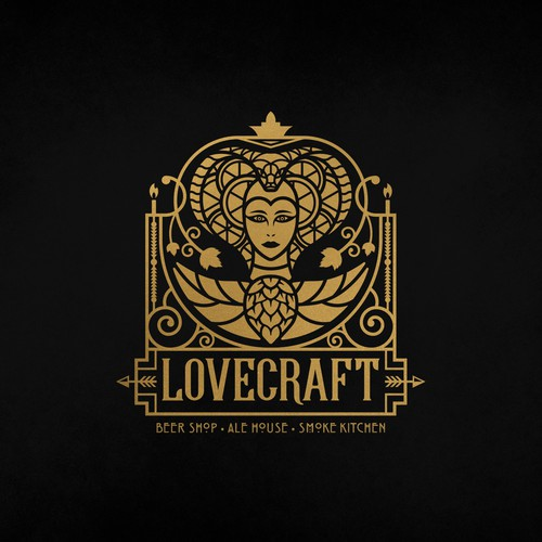 Lovecraft Beer Bar logo