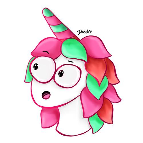 Startled Unicorn