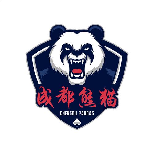 E-Sport Franchise logo : Chengdu Pandas
