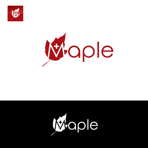 maple medical logo