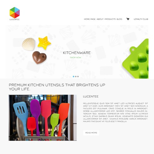 Design for Fun, New Kitchenware Company