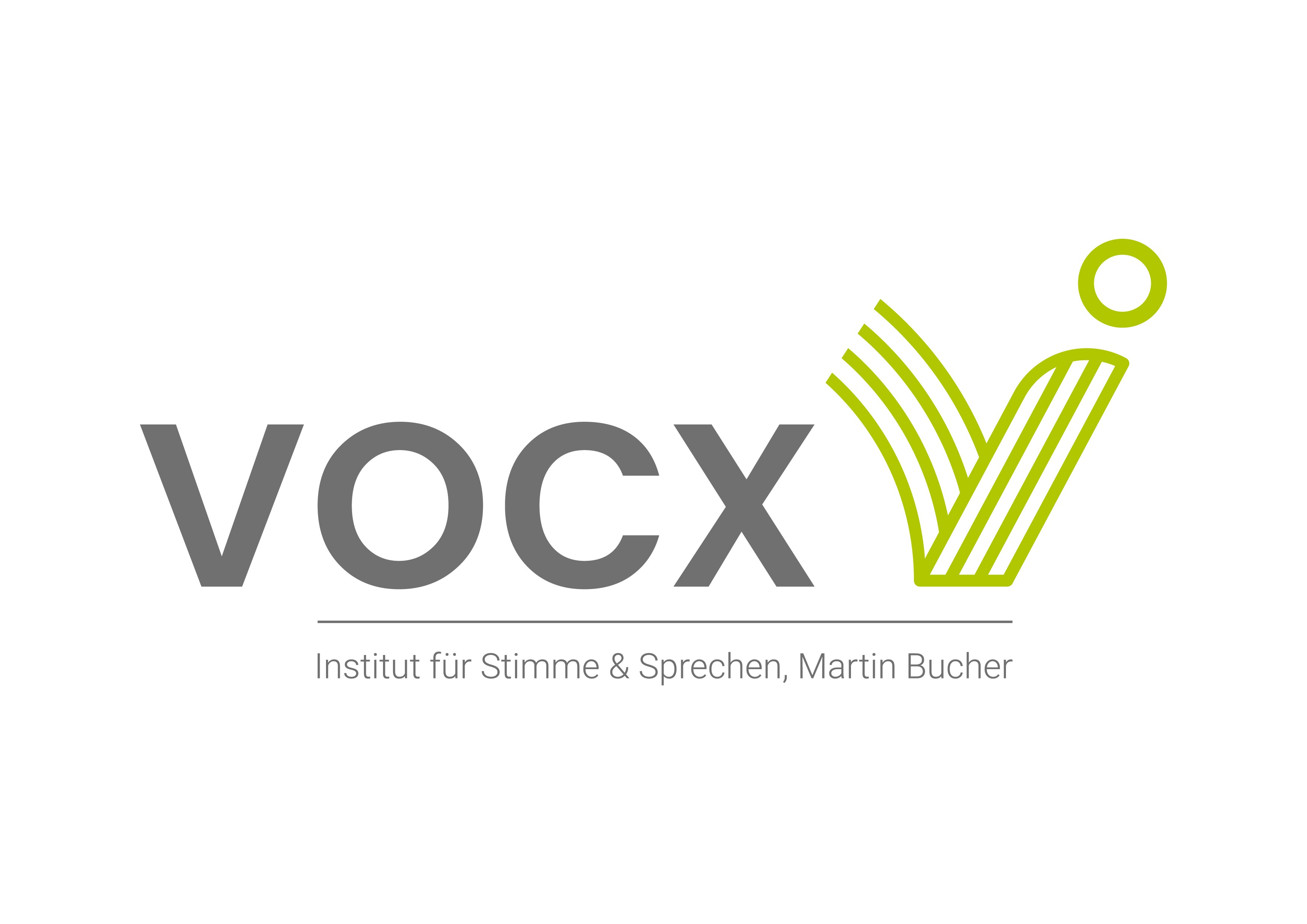Designe ein ansprechendes Logo für das Institut vocx