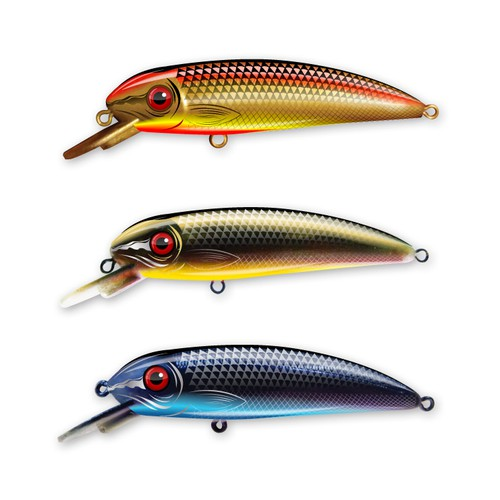 Fishing Lure Design for Outdoor Leisure