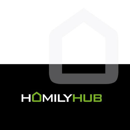 Logo voor website artikelen/producten voor in huis.