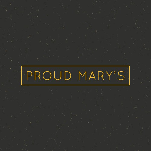 Proud Mary's Cafe Logo