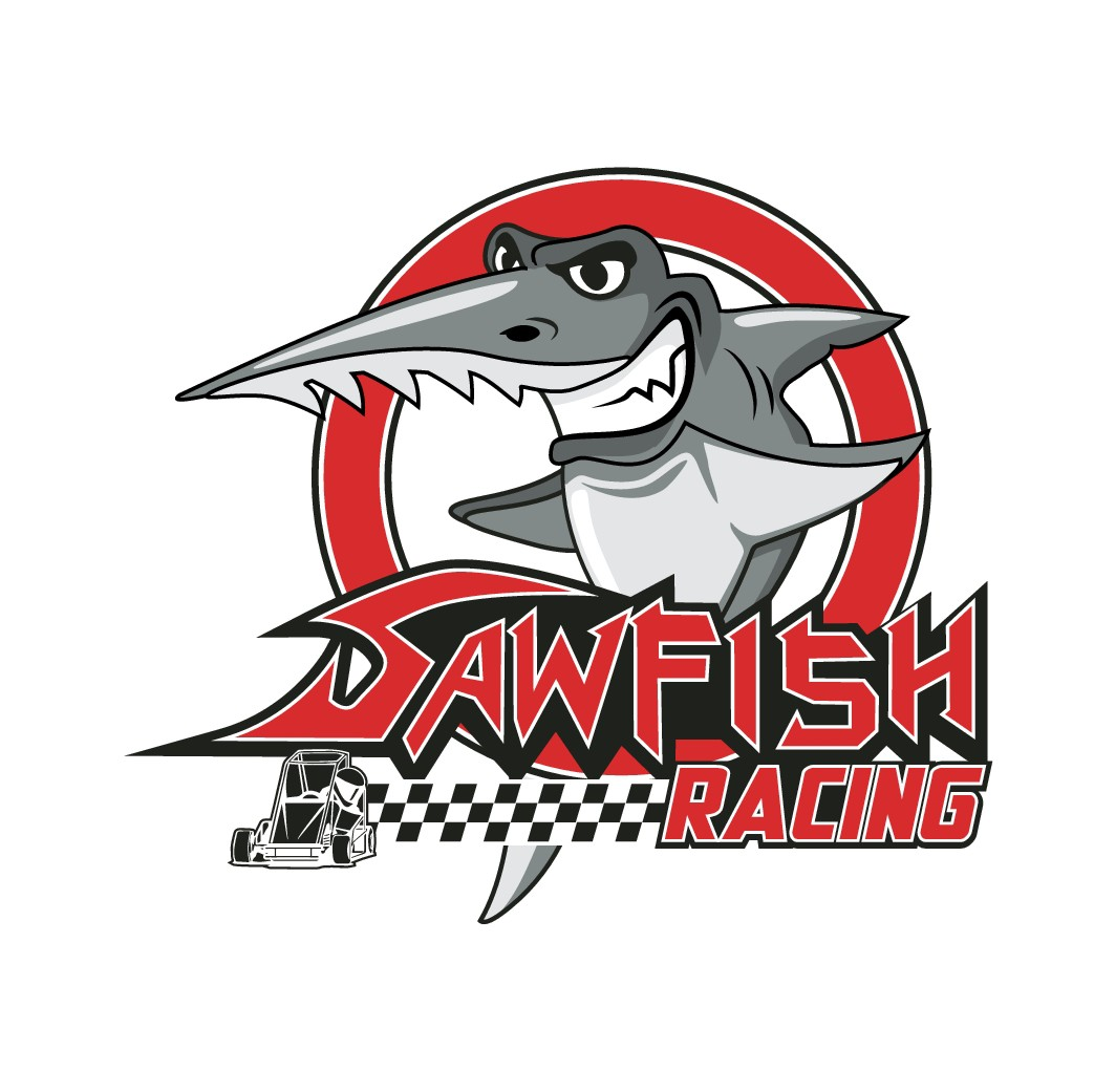 Design a logo for new car racing team... the driver is only 8 yrs old