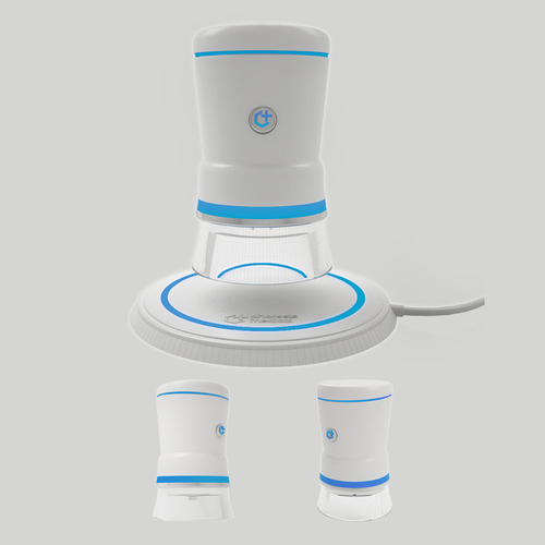 Health Device 3d Model