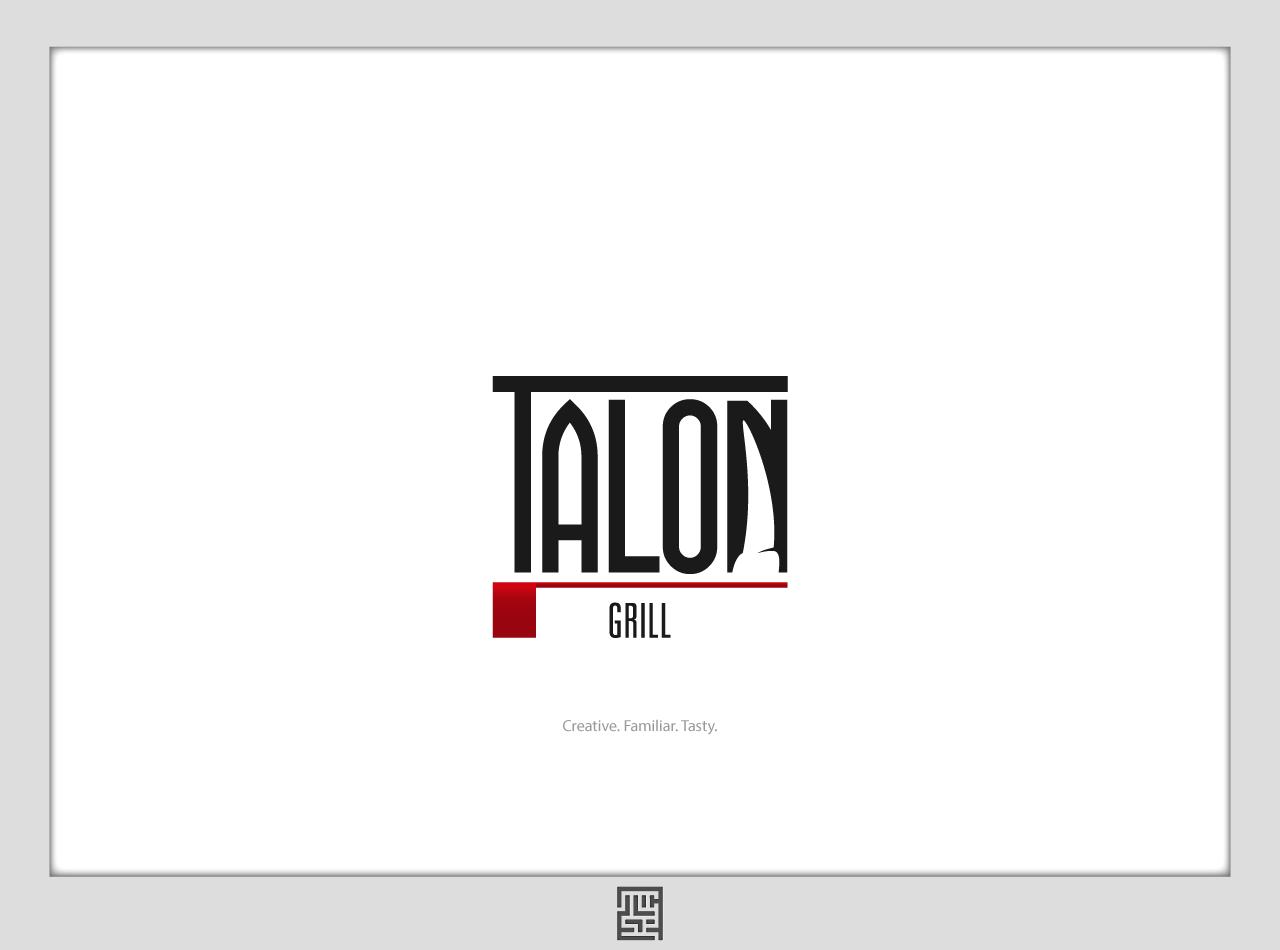 Talon Grill needs a new logo