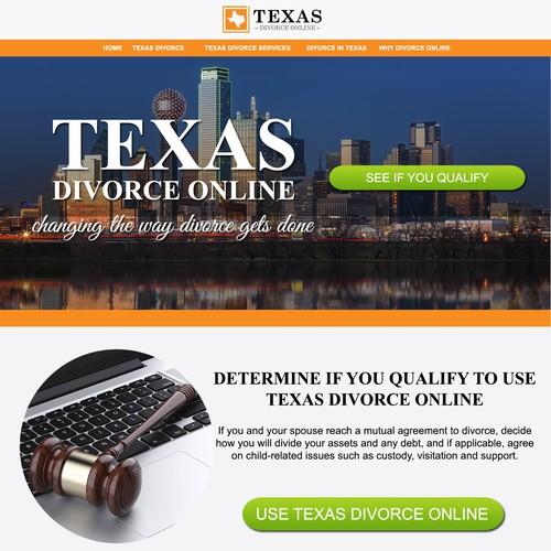 Texas Divorce Online