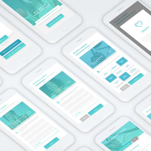Remedy App Design
