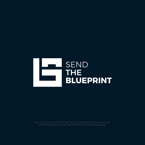 Logo Concept For Office Furniture Company