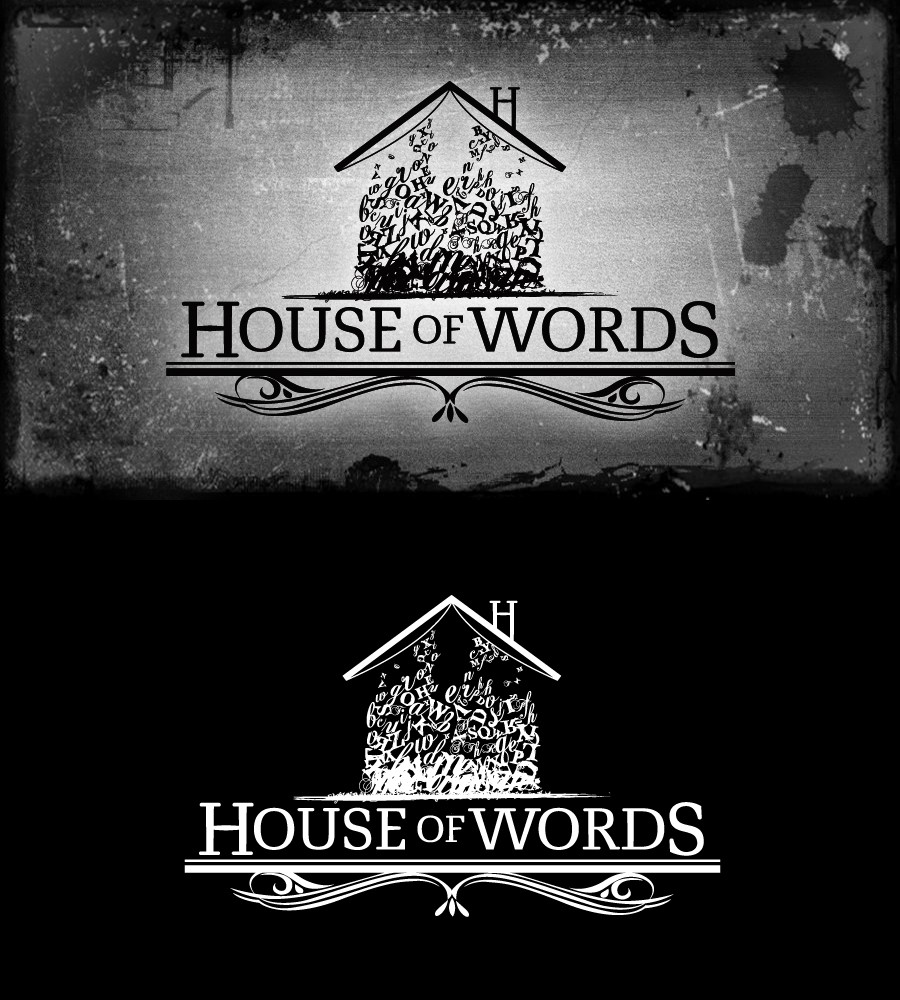 logo for House of Words