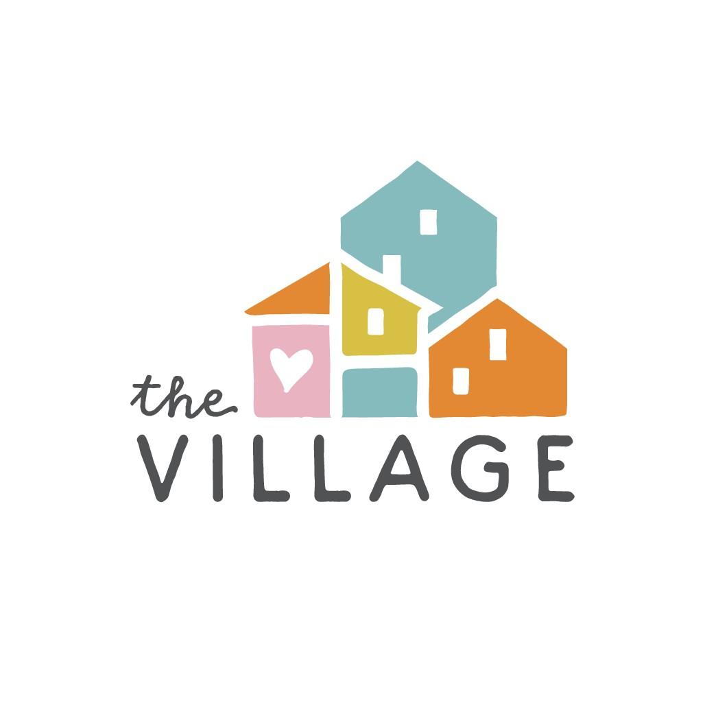 The Village needs a fun, fresh, clean and modern logo.
