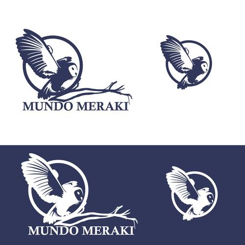 Design concept of using a barn owl