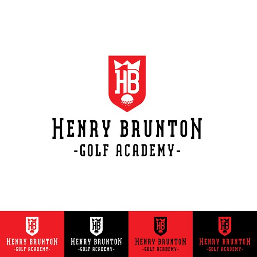 Henry Brunton Golf Academy Logo
