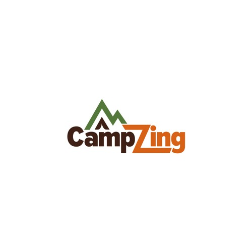 In need of high-class logo for new brand CampZing.com