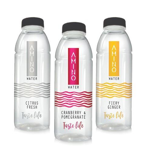 amino-water packaging