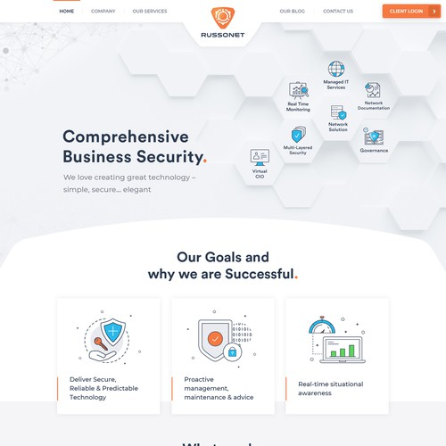 Russonet IT Service Management