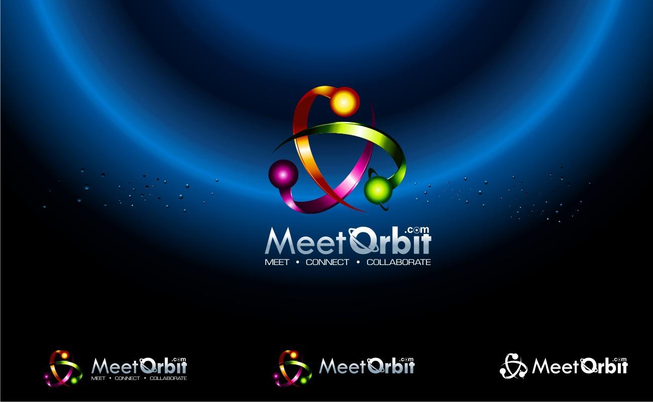 **GUARANTEED**Logo for MeetOrbit.com