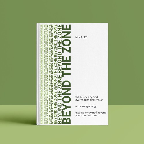 "design concept book ""Beyound the zone"""