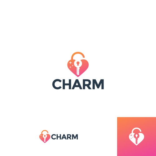 logo concept for CHARM