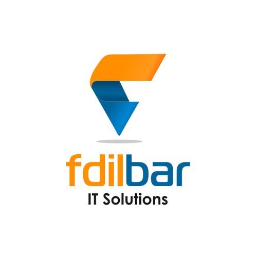 Modern Uplift for FDILBAR IT Solutions Logo