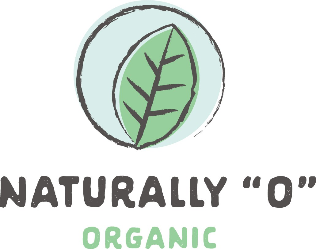 "New Naturally ""O"" Organic Logo!"
