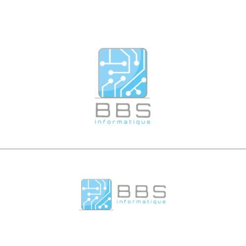 Bbs informatique proposition logo