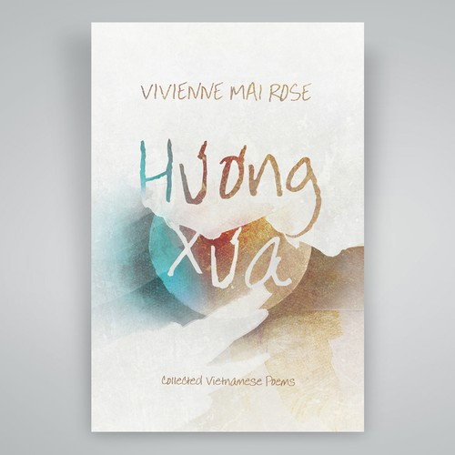 Artistic, Poetry Book Cover