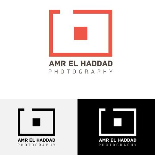 Logo concept for a photographer