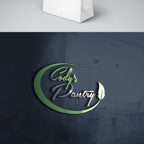 Logo for cody,s pantry