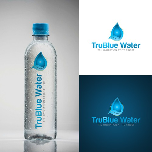 Logo for TRUEBLUE WATER