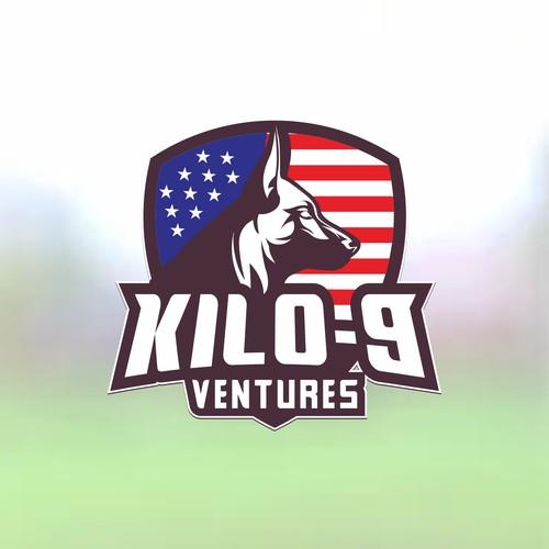 Bold Logo for T-Shirt Branding of KILO-9