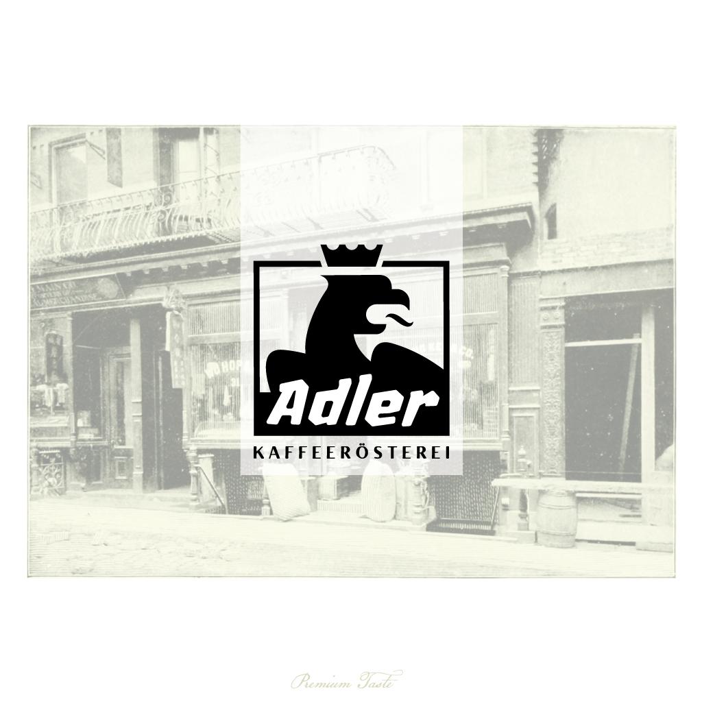 logo for coffee roastery