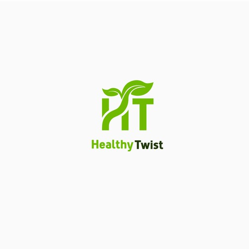 Healthy twist logo