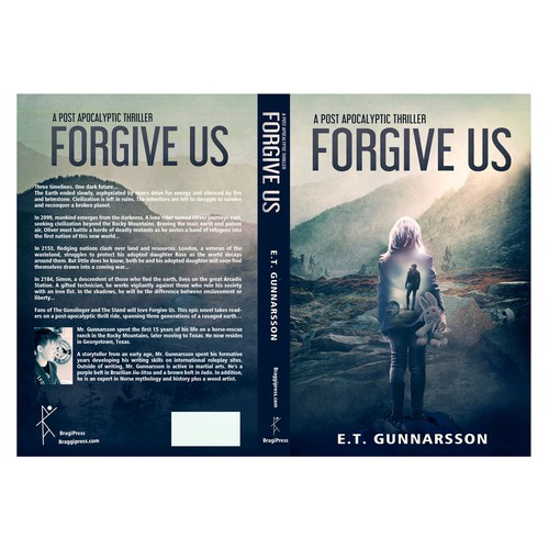 Forgive Us - A Post Apocalyptic Thriller Forgive