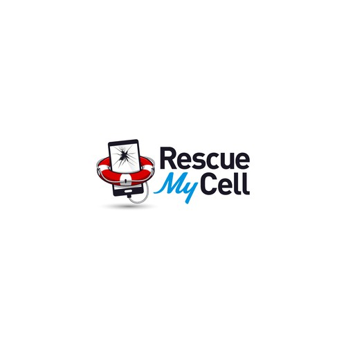Rescue My Cell Logo