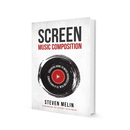 Screen Music Business Book cover contest winner