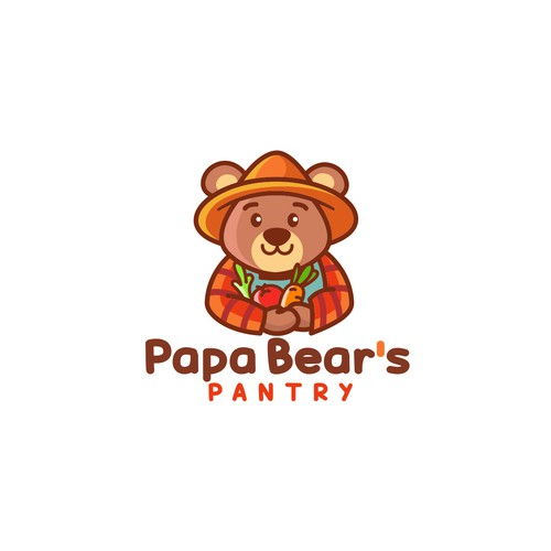 Papa bear´s Logo