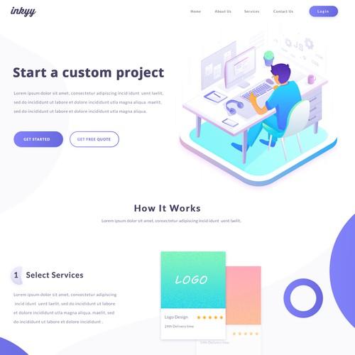 It services website