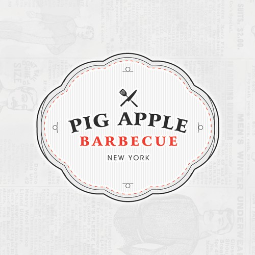New York based barbecue company needs a logo!!!!