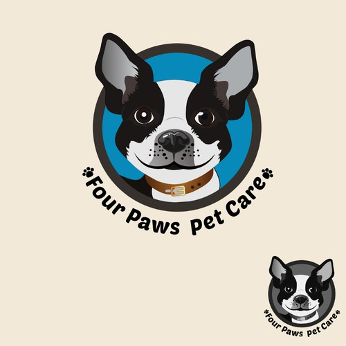 Pet Care Company Looking for Great Logo Designs From You!