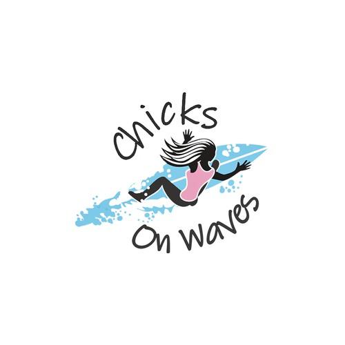 Chicks On Waves