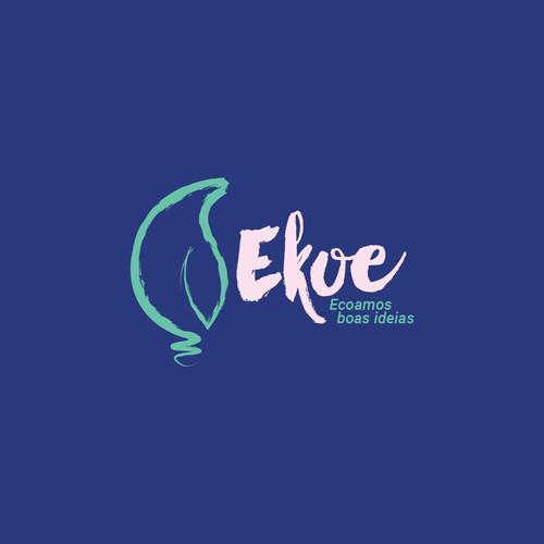 Proposta Logo Ekoe