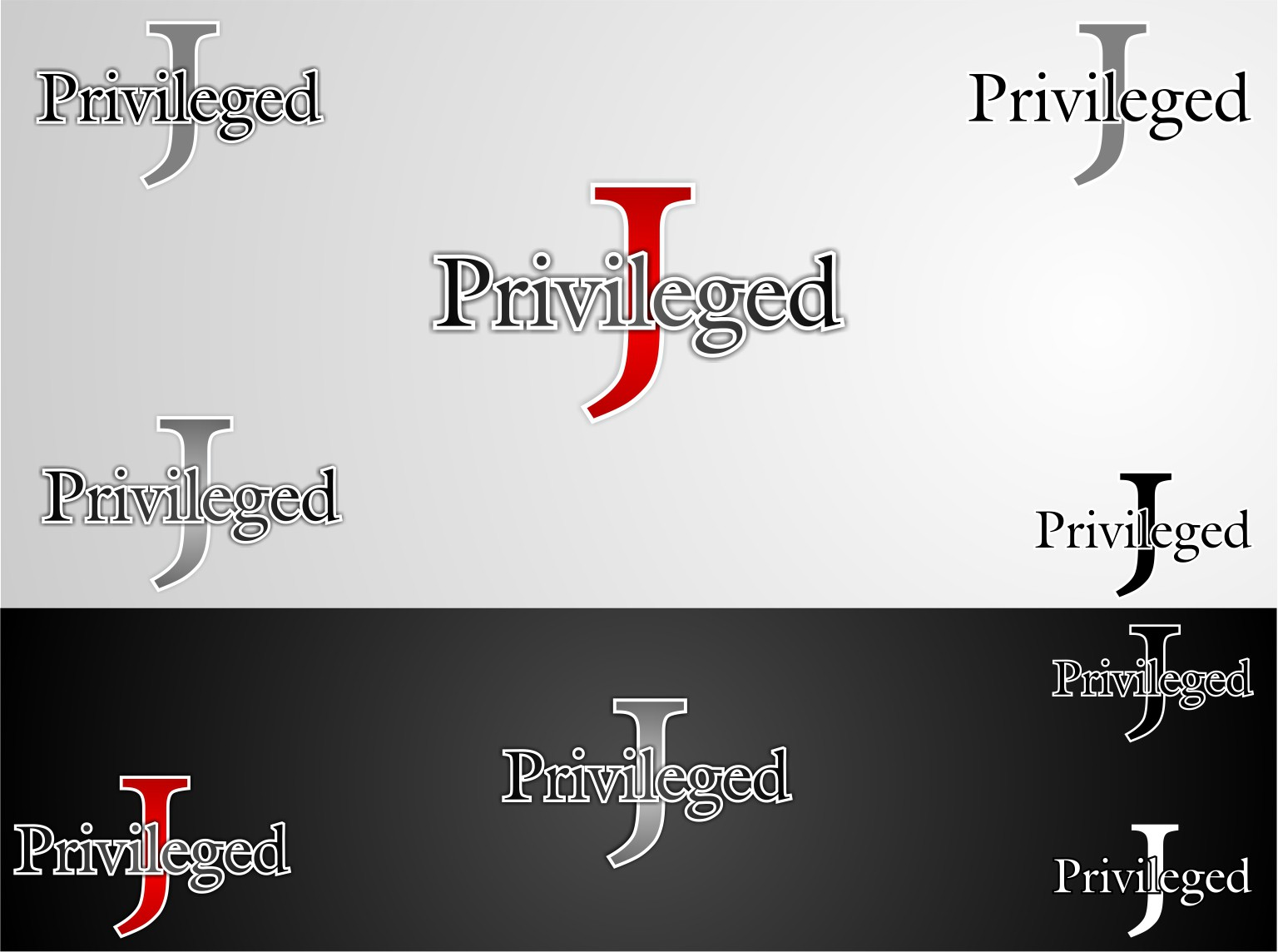 New logo wanted for J Privileged