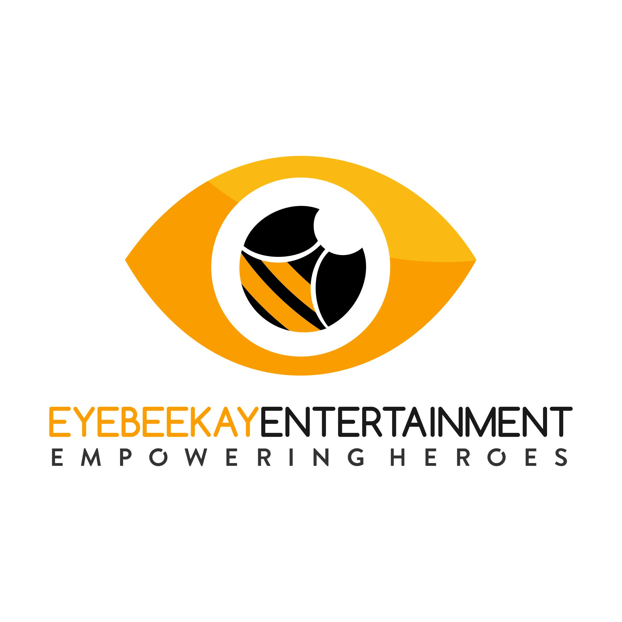 EYEBEEKAY ENTERTAINMENT needs your touch for a FUN and STYLISH branding