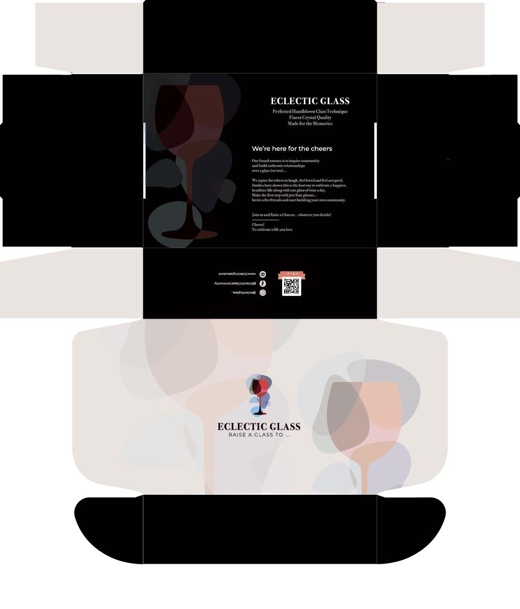 Packaging For Wine Glasses