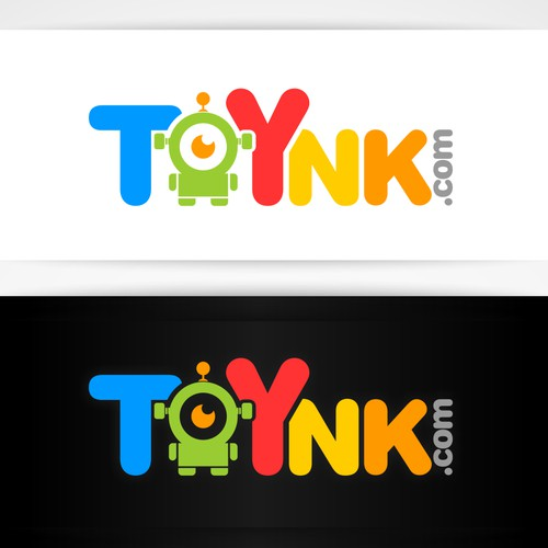 Create a fun yet modern logo for a retail internet site that sells pop culture items