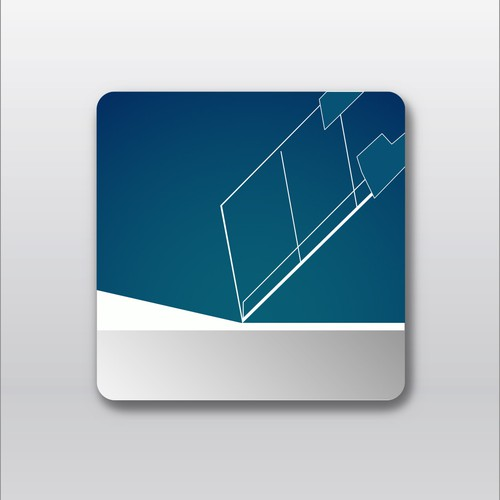 Design Gyazo's New App Icon in the iOS 7 Flat Style
