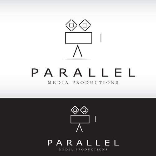 Help Parallel Media Productions with a new logo